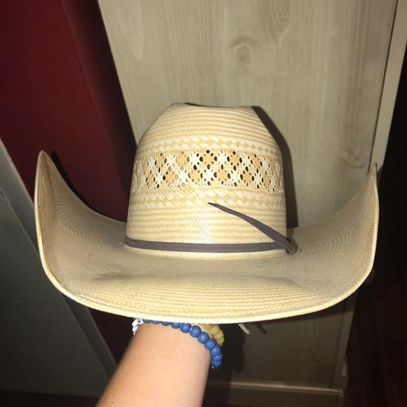 american hat co  straw cowboy hat
